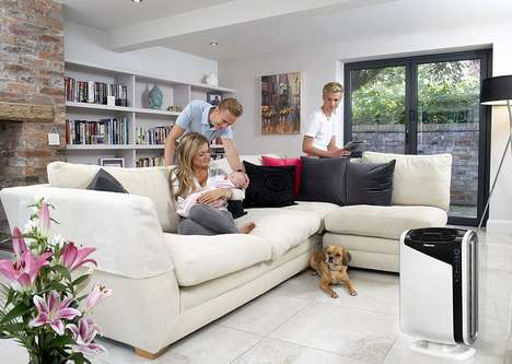 Quad-Stage Air Purifiers