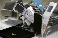 Electronic Waste Olympic Medals - The Tokyo 2020 Olympics Medals will be Made from eWaste