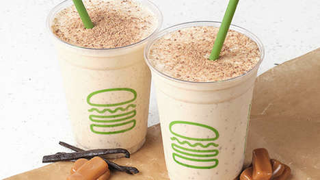 Salted Confection Milkshakes