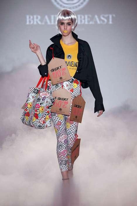 Compulsive Buying Fashion Shows