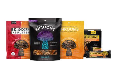 Better-for-You Mushroom Snacks
