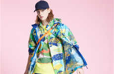 Outdoor-Inspired Bright Apparel