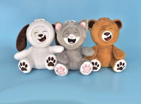 Expressive Plush Toys