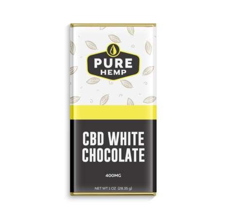 Organic CBD Chocolate Bars