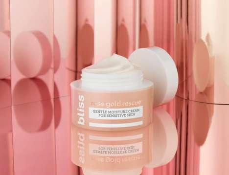 Sensitive Rose Gold Skincare