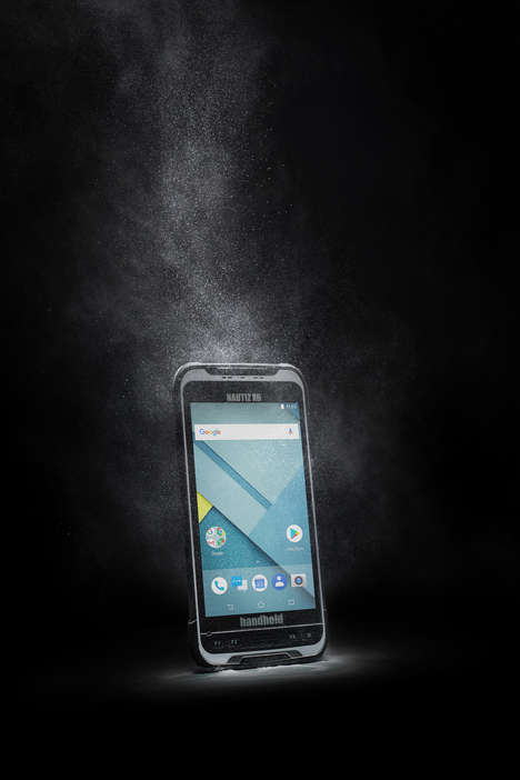 Rugged Industrial Professional Smartphones