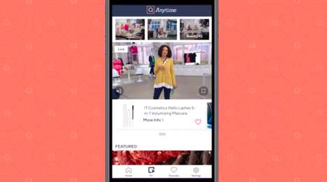 Shoppable Video Apps