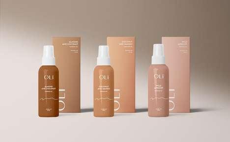Premium Natural Tanning Oils