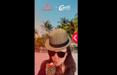 Tourist-Targeted AR Filters