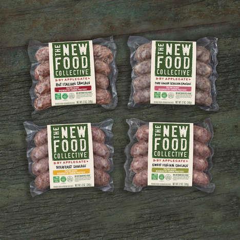 Grass-Fed Pork Sausages