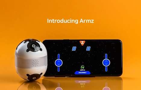 DIY Customization Robot Toys