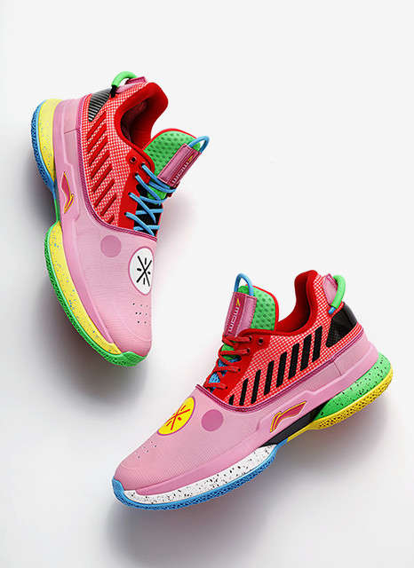 Chinese Culture-Celebratory Sneakers