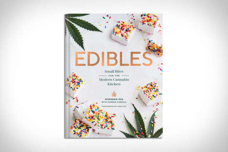 Cannabis Confection Cookbooks