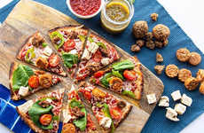 Meat-Inspired Vegan Pizza Toppings