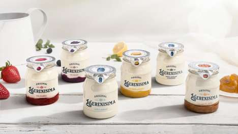 Premium All-Natural Yogurts