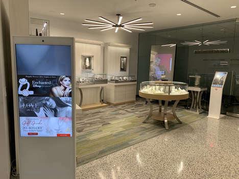 Smart In-Store Displays