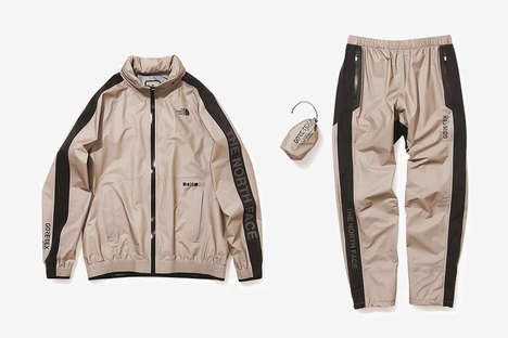 Sports-Informed Outerwear Series