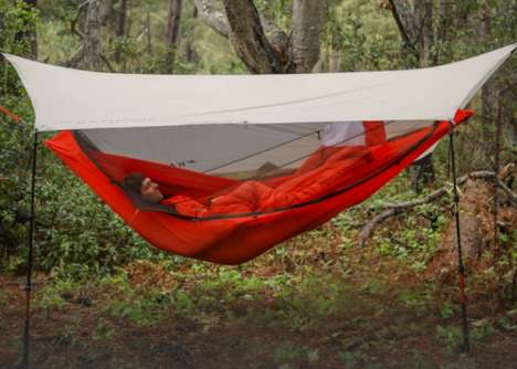 All-in-One Camping Hammocks
