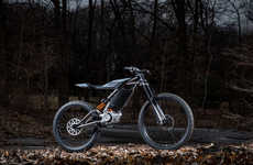 Slick Urban Electric Bikes
