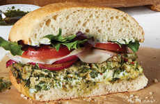 Plant-Based Deli Sandwiches - McAlister's Deli's New Chimichurri Sandwich is Completely Meat-Free