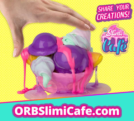 Squishable Slime Toys