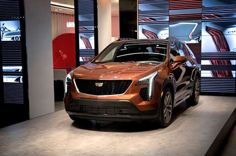 Luxurious Compact SUVs - Toronto Hosted a Cadillac XT4 Launch Alongside Wellness Brands