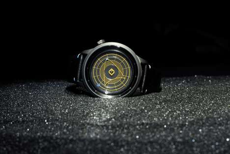 Chic Solar System Timepieces