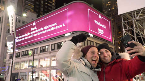 Loving Interactive Digital Billboards