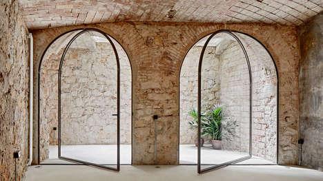 Stunning Brick Triplex Apartments