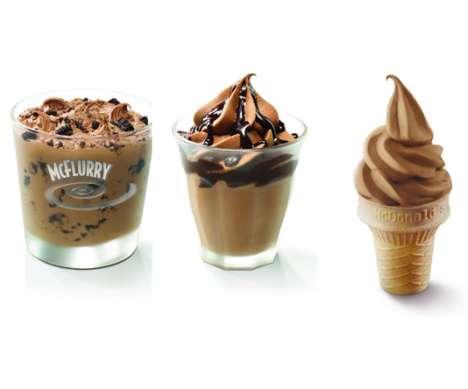 Indulgent Affordable Ice Creams