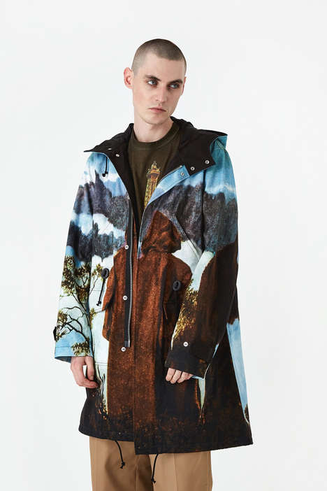 Rock Band-Inspired Outerwear