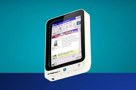 Nostalgic 90s OS Smartphones
