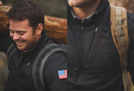 Durable Tactical Utility Sweaters