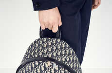 Oblique Patterned Luxe Accessories