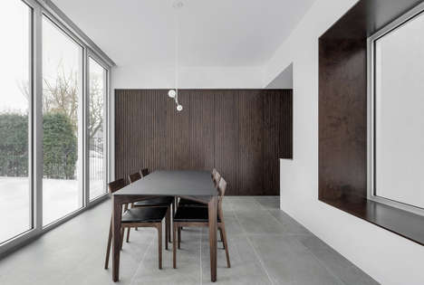 Incredibly Minimalist Montreal Houses