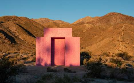 Desert-Based Art Exhibits