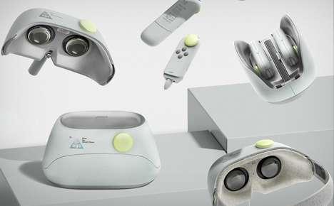 Classroom-Friendly VR Equipment