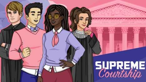 Judicial Adventure Games - Supreme Courtship Teaches About the Supreme Court's People & Proceedings