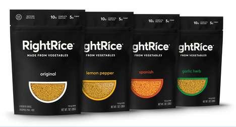 Vegetable Rice Alternatives