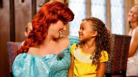 Disney Princess Brunch Experiences