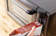 Barcode-Scanning Smart Ovens - The Tovala Oven Cooks Trader Joe's Frozen Meals By Scanning Packaging