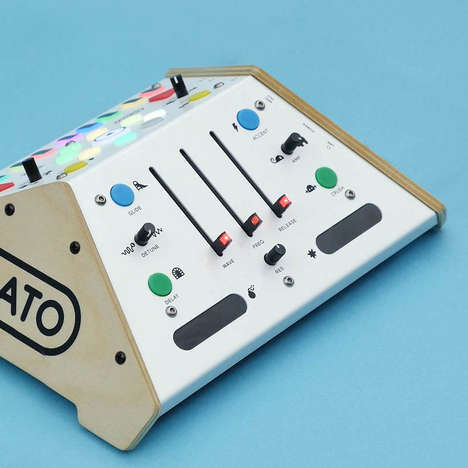 Kid-Friendly Synthesizers