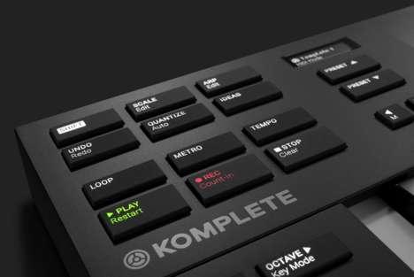 Mini Keyboard Controllers