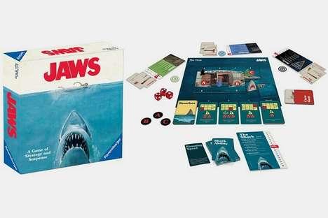Iconic Cinema Board Games