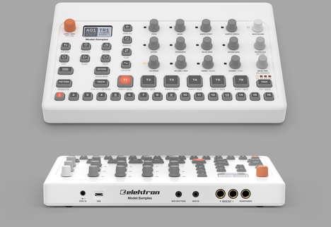 Versatile Compact Drum Machines