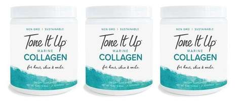 Versatile Collagen-Boosting Supplements