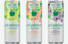 Artisan Sparkling Fruit Waters