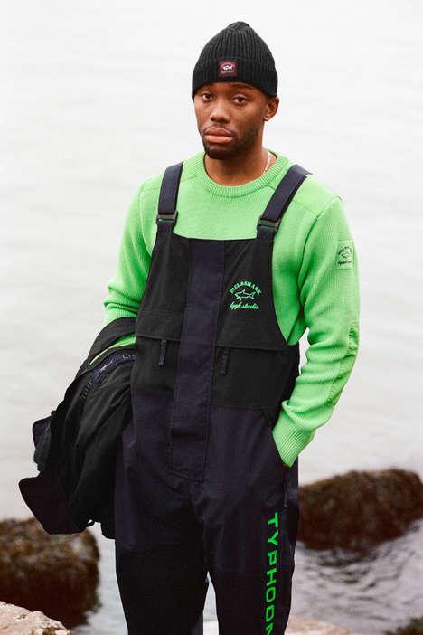 Nautical-Themed Streetwear Capsules