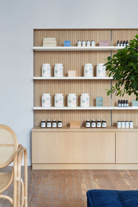 Calming Clinic Designs