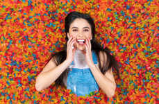 Vibrant Gummy Bear Museums - San Francisco Hosts a Multi-Sensorial Experience Spotlighting Gummies